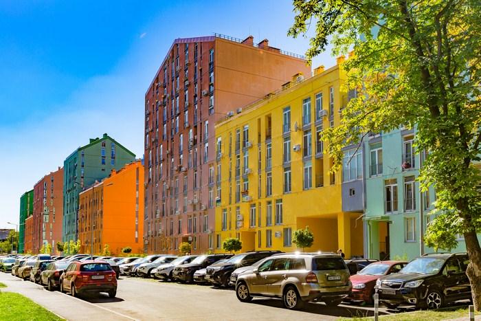 ЖК «Комфорт Таун» визнано кращим серед житлових комплексів  у своєму класі